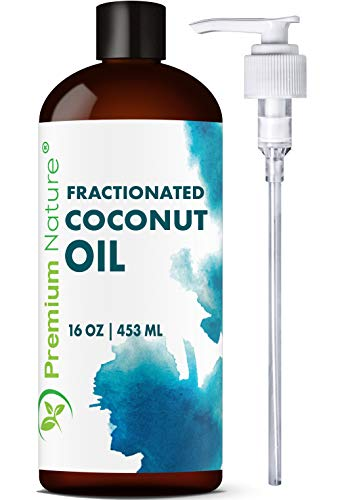 Fractionated Coconut Oil Massage