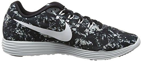 Nike Lunar Tempo 2 Print, Scarpe da Corsa Uomo Nero (1)
