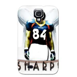 Awesome Tjxuip-7090-digorff Exultantor Defender Tpu Hard Case Cover For Galaxy S4- Jeremy Shockey Image For Background