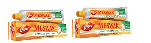 Complete Oral Care (Dabur Meswak Toothpaste Complete Oral Care - 100g (Pack of 2))