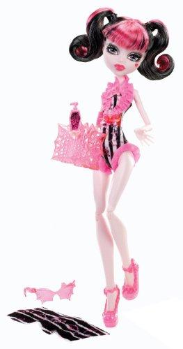 Monster High Beach Beasties Draculaura Doll