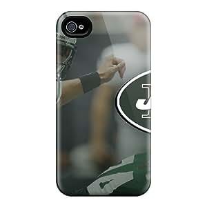 DrawsBriscoe Iphone 6 Scratch Protection Phone Cover Customized Fashion New York Jets Pattern [UfQ11190AtaW]