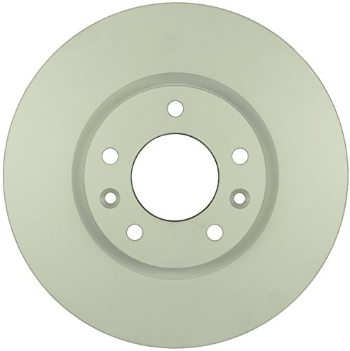 Bosch 20011441 QuietCast Premium Disc Brake Rotor For: Ford Fusion; Lincoln MKZ, Zephyr; Mazda 6; Mercury Milan, Front ()