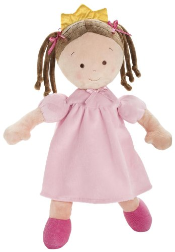 North American Bear Company Little Princess Brunette 16 inches  Doll