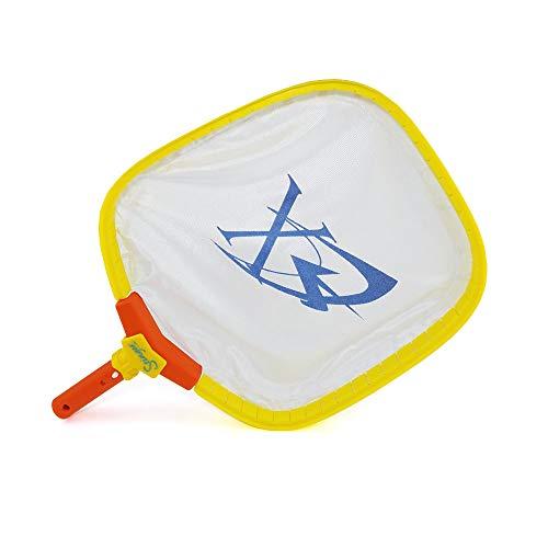 (Oreq Stinger Commercial Pro Grade Swimming Pool Deep Leaf Rake Skimmer Net)