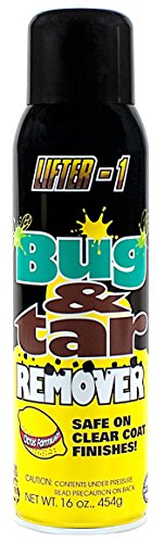 - Lifter-1 Bug & Tar Remover, 16 Ounce