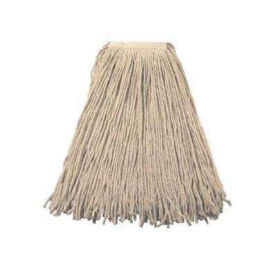 Natural Continental Mop (Mop Head Cut End - 1 1/4