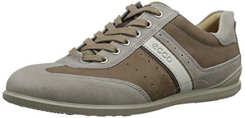 Sneaker Retro Mens ECCO Chander Stone ECCO Retro Sneaker Chander Mens 4w5xATqWW