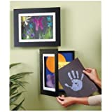 easy change artwork frame black fits 9 x 12 artwork frame measures 145 x 115 x 1 34