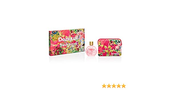 Desigual - Estuche Fresh Bloom 100 ml/Estuche Harriet: Amazon.es: Belleza