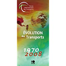 Évolution des transports 2010 (French Edition)