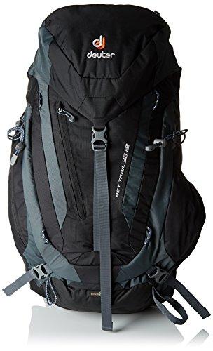 Deuter ACT Trail 36 EL Hiking Backpack, Black/Granite, 36-Liter