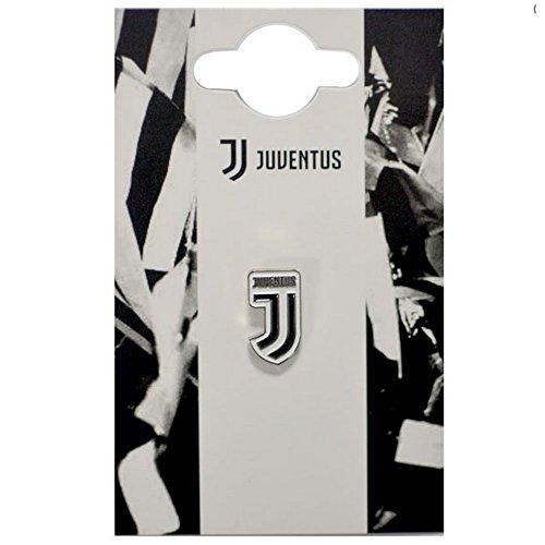 Juventus Football Club Official Enamel Metal Crest Pin Badge Team Logo Italy