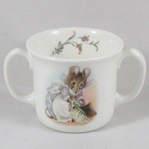 (Royal Albert Bone China 1986 Beatrix Potter Hunca Munca Cup)