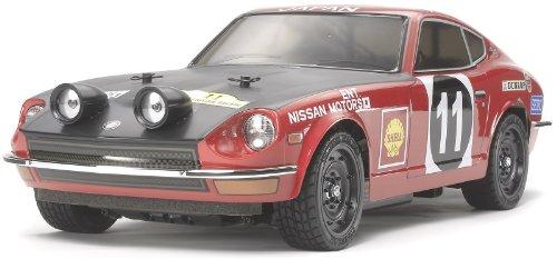 Tamiya Datsun 240Z Rally Kit: TT01E
