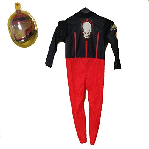 Nascar Racers Collector Lyle Owens Child Costume in Size -