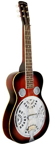 Gold Tone Paul Beard Signature Series PBS Squareneck Resonator Guitar (Vintage (Beard Resonator Guitar)
