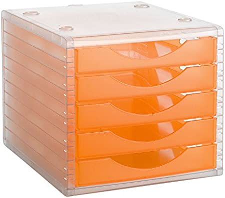 Archivo 2000/Pack de 5/tiroirs amovibles