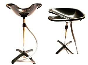 Shampoo Basin - Adjustable Height - Hair Treatment Bowl - Salon Tool - Portable Shampoo Bowl Shamp-ease