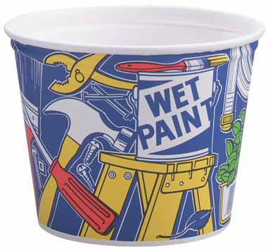 Leaktite Throw Away Paint Pail Liner 2.5 Qt by Leaktite