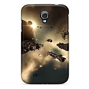 Cute Appearance Cover/pc EPWKmAJ1679SMLUE Eve Online Case For Galaxy S4