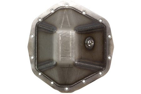 Ruffstuff Specialties R1412 American Axle Manufacturing  Aam  11 5 Inch Differential Cover Found In Chevy Gmc 2500Hd 3500Hd And Dodge Ram 2500
