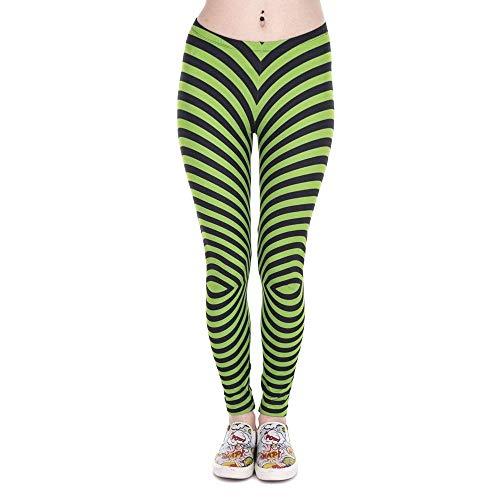 Silm Africano Autunno Legging Fashion Donna Zig Zag Yoga Lga43855 Alta A Saoye Vita Fitness Nuove Leggings Stampa Inverno Giovane Pantaloni 6C1vnqWF