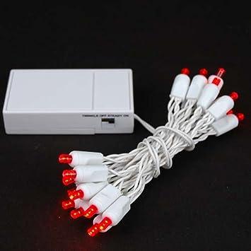 Image Unavailable - Amazon.com : Novelty Lights, Inc. BAT20 LED Battery Operated