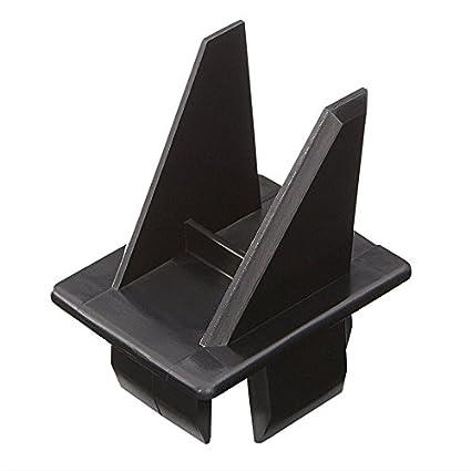 Fiberon Stair Inserts for Square Balusters Black - - Amazon com