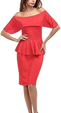 فستان كاجوال فستان طبقات للنساء