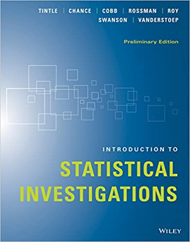 wiley plus answers statistics