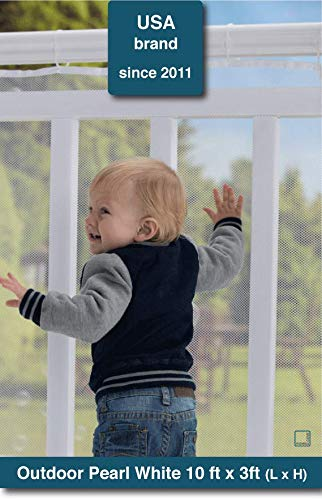 Amazon Com Roving Cove Railing Safety Net Baby