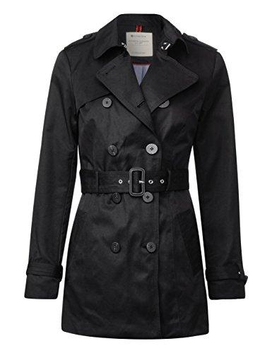 10001 Blouson Black Noir Femme One Street vqpBwxXOW