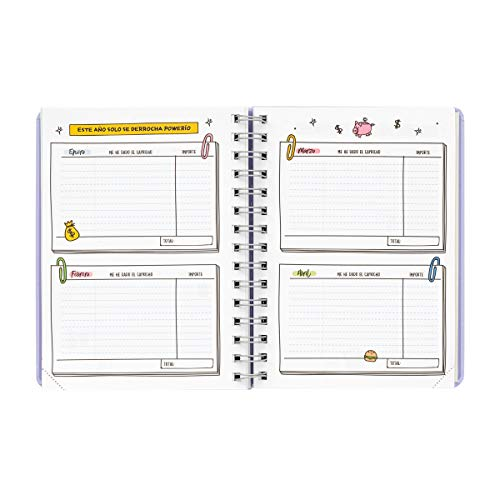 Amazon.com : Rotu 2019-2020 Week to View Diary : Office Products