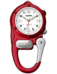 Dakota Watch Company Watch Mini Clip with Microlight