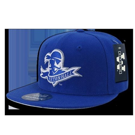 W Republic College Snapback Seton Hall University Royal Blue