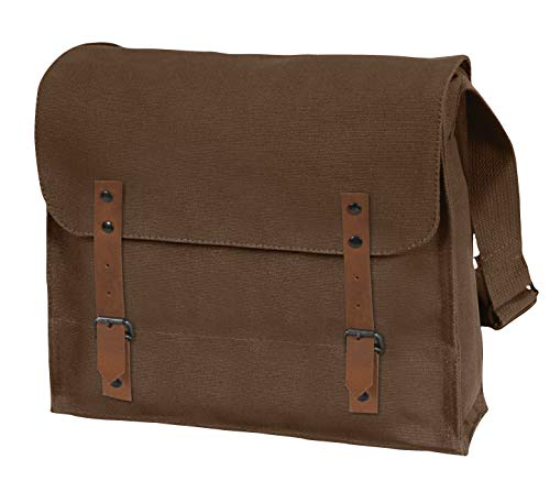 Rothco Canvas Medic Bag/No Imprint, Brown -
