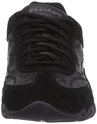 Skechers Speedsters - zapatilla deportiva de material sintético mujer negro - negro