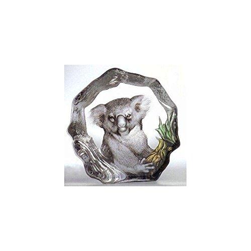 Mats Jonasson Koala Crystal Sculpture MAT33890