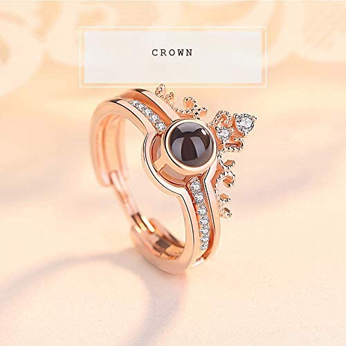 Ring of the light of Love declaration of women promotion 20 euros
