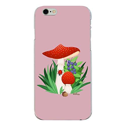 """Disagu SF-sdi-4336_1198#zub_cc6146 Design Schutzhülle für Apple iPhone 6S - Motiv """"Fliegenpilz 05"""""""