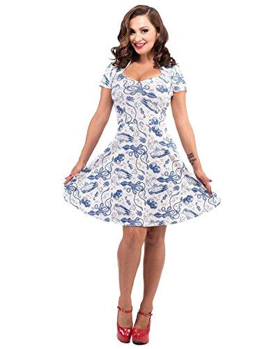 Retro-Diver-Dress
