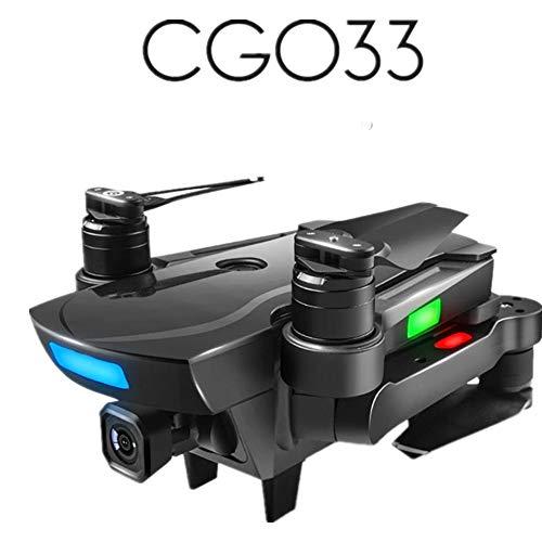 inverlee cg033ブラシレス2.4G FPV Wifi HdカメラGPS Altitude Holdクアッドコプタードローンおもちゃギフト as shown