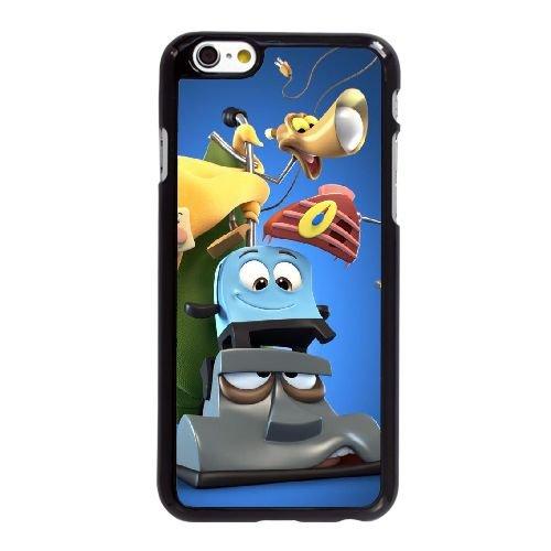 Brave Little Toaster I0X83K2RU coque iPhone 6 6S 4.7 Inch case coque black EGE2IR