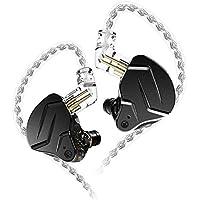 KZ ZSN Pro X 1BA 1DD in Ear Oortelefoon, KZ Oordopjes in Ear Monitor Hoofdtelefoon met Afneembare 0.75mm 2 pin Kabel…