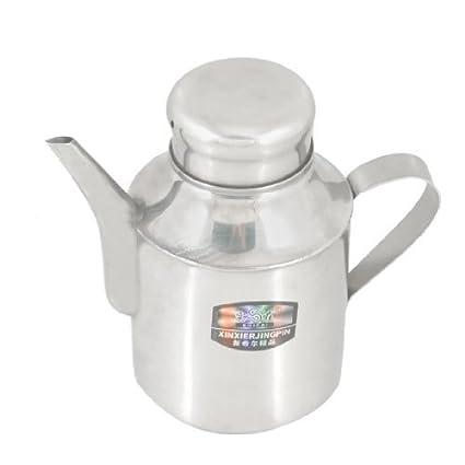 110Z Capacidad de jarra en forma de pote del té de la caldera de la tetera