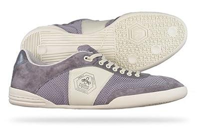 Puma Rudolf Dassler Standpunkt Womens Trainers   Shoes - Grey - SIZE ... a9c4b4299a
