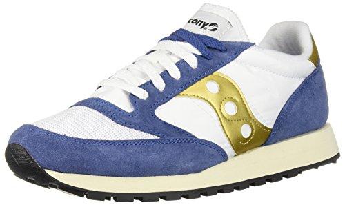Saucony navy Original white Vintage 12 Unisex Bianco Adulto Jazz Sneaker – aFaOpq