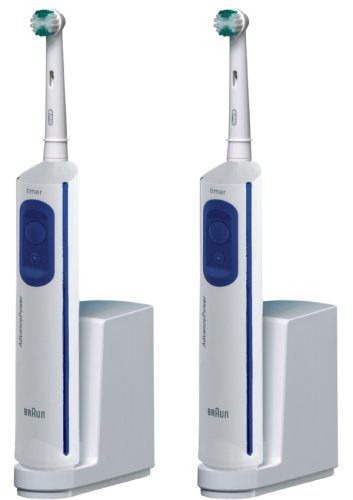 Braun Oral-B Advance Power d9511 Cepillo de dientes eléctrico, doble Pack