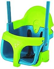 TP Toys Quadpod Adjustable 4-in-1 Swing Seat, Multicolor